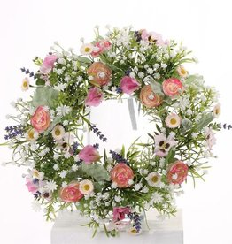 Spring wreath, Ø 15cm/ Ø 35cm