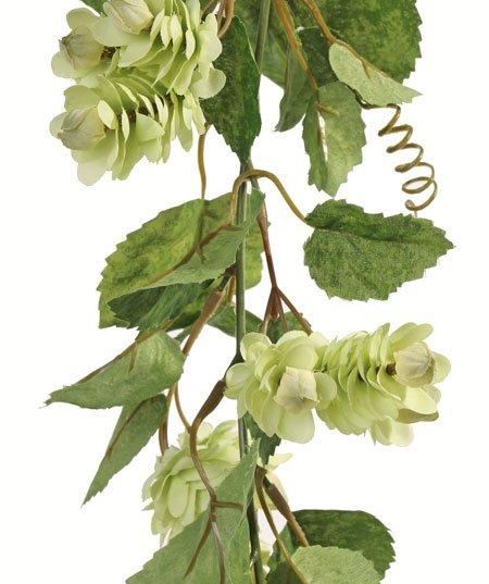 kunstliche hopfen seidenblumen top art int kunstblumen kunstpflanzen b2b. Black Bedroom Furniture Sets. Home Design Ideas