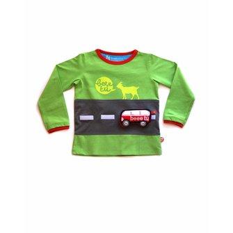 T-shirt Sightseeing + VW bus speeltje
