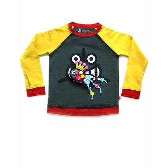 Sweater Sharkiss + Juguete Pez
