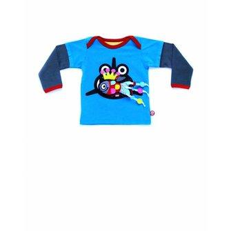Camiseta bebé Sharkiss y juguete