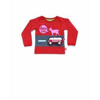 Baby T-shirt Sightseeing + Bus toy