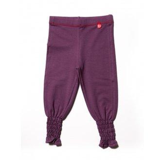 Lila leggings baggy style