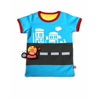 T-shirt Italian adventure and Snail toy