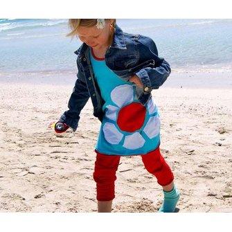 Sara´s favorite dress + fish toy
