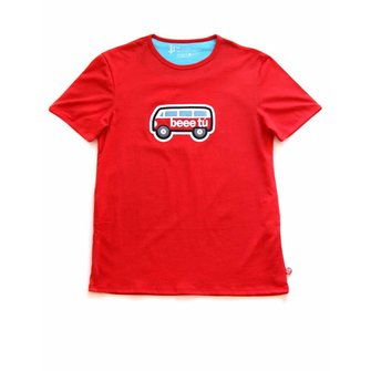 T-shirt Van-ish Daddies size Red