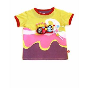 T-shirt Girlsurf