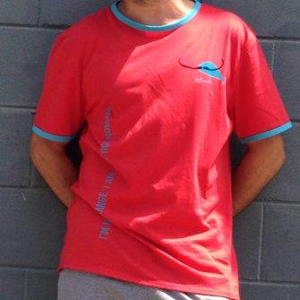T-shirt Adult Size Dalimals Rood