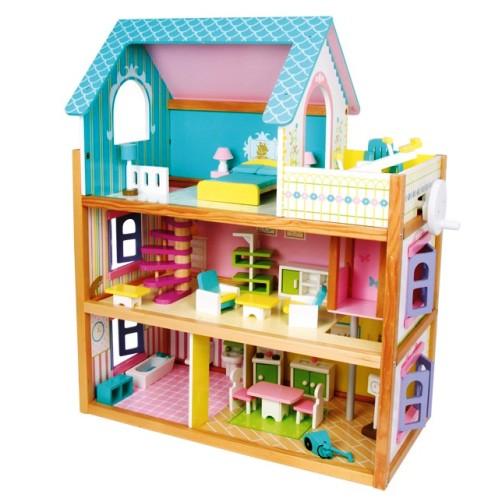 mentari houten poppenhuis residence het houten poppenhuis