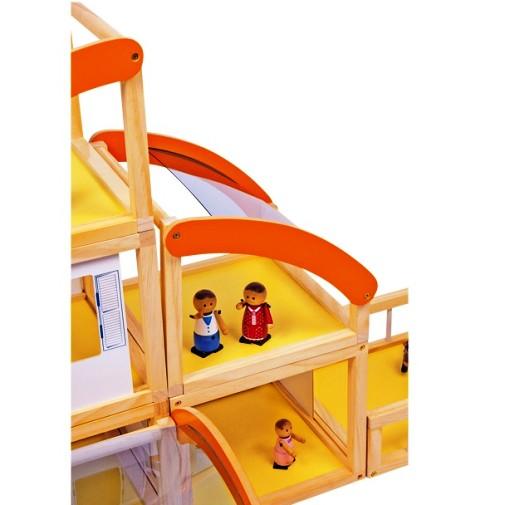 Legler Houten poppenhuis Ibiza