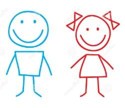 Nieuws meisjes versus jongens speelgoed - Twee meisjes en een jongen ...