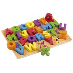 Tidlo ABC Puzzel