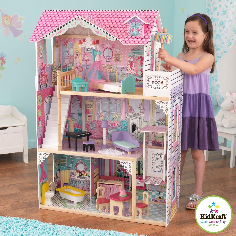 Kidkraft barbiehuis Florence