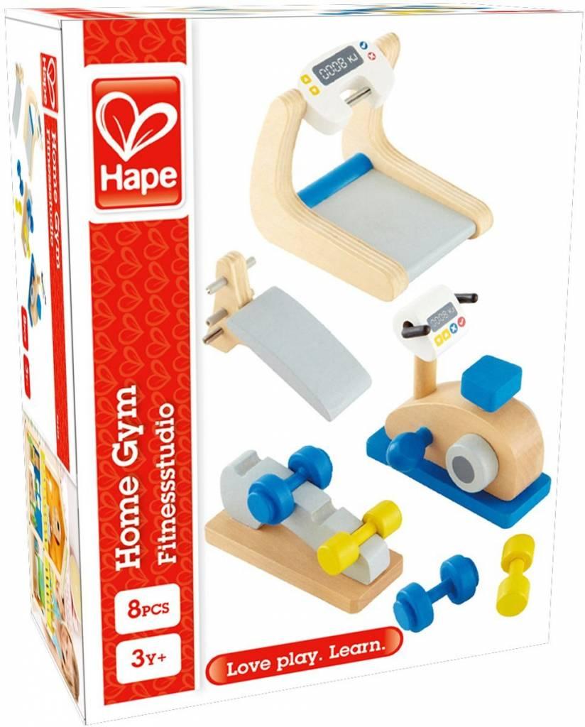 Hape Poppenhuis Fitness Studio