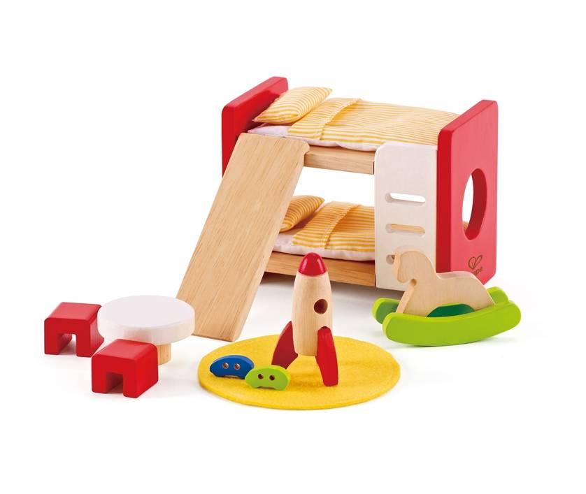 Poppenhuis meubels online bestellen het houten poppenhuis for Meubels poppenhuis