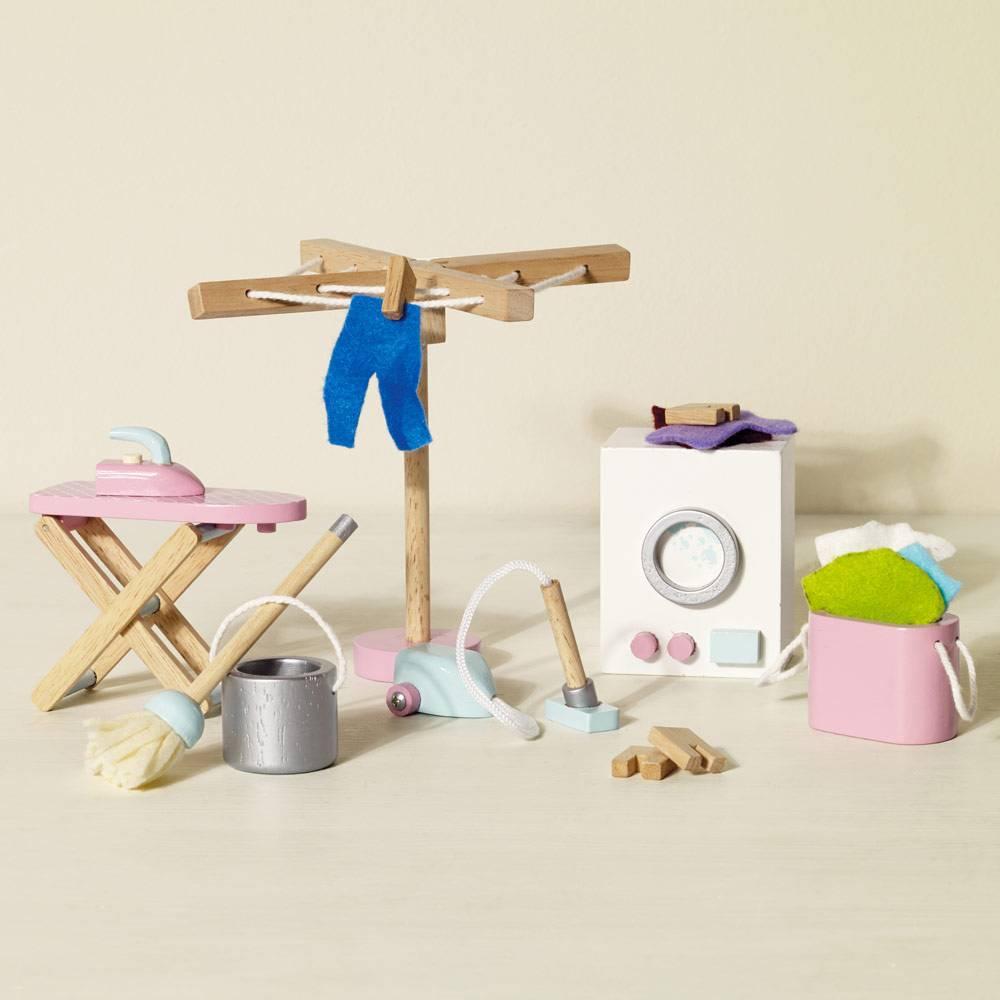 Le Toy Van Wasserette Set