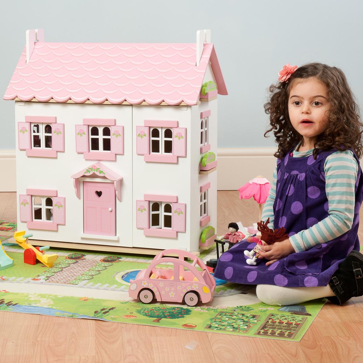 Le Toy Van poppenhuis Sophie's House