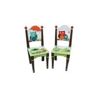 Houten Kinderstoelen