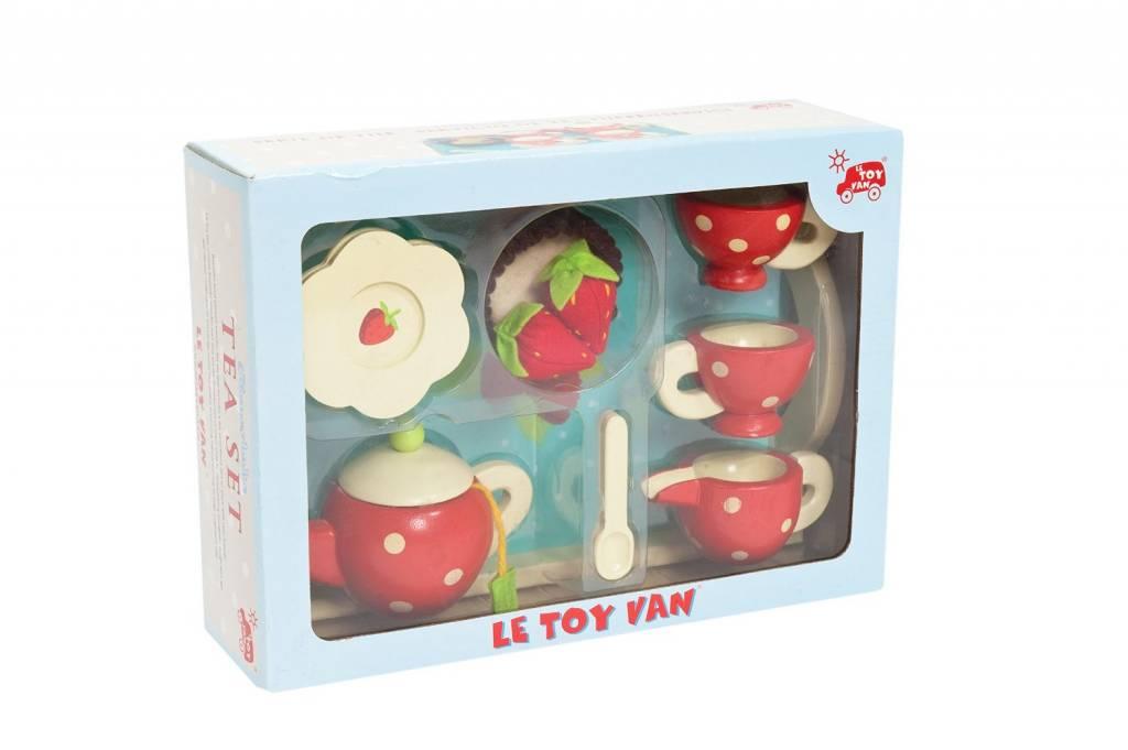 Le Toy Van Honeybake Houten Theeset