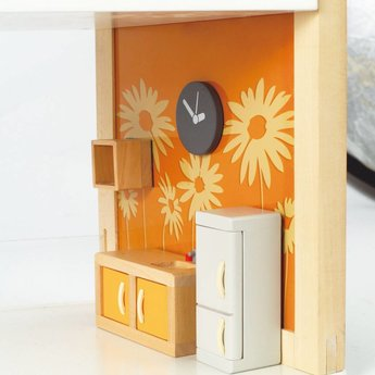 Hape DIY Droomhuis met Meubels