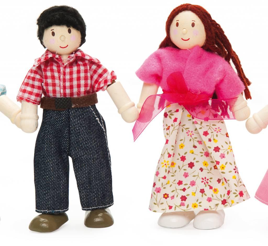 Le Toy Van Mijn Poppenhuis Familie