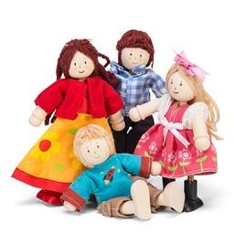 Le Toy Van Poppenhuis Familie