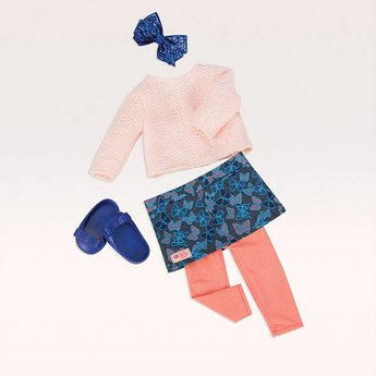Our Generation Poppenkleding Fashionable Fluttery