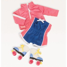 Our Generation Poppenkleding Roller Disco