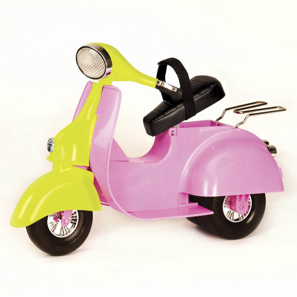 Our Generation Ride in Style Scooter