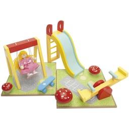 Le Toy Van Poppenhuis Speeltuin