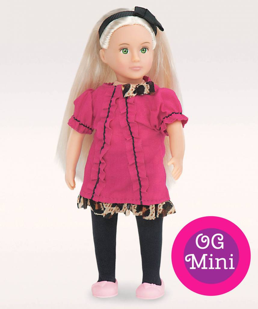 Our Generation Mini Holly