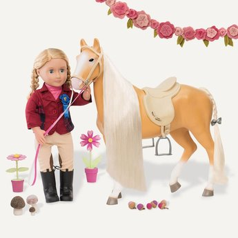 Our Generation Lusitano Paard