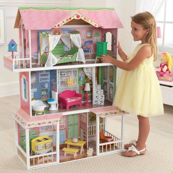 Kidkraft Sweet Savannah Barbiehuis 65851