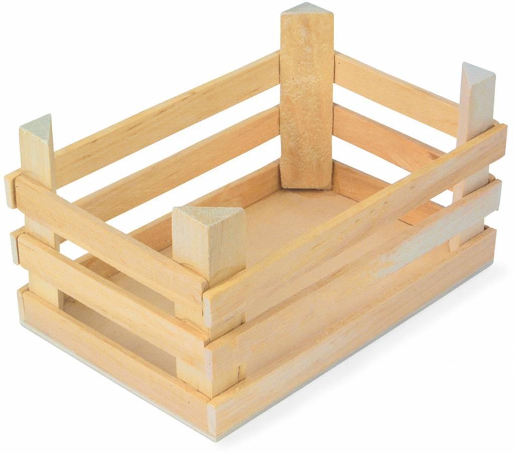 Legler Houten Kistje XL - 3 stuks