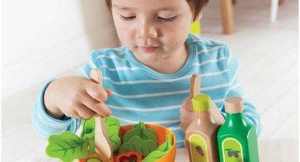 Houten Speelgoed Eten