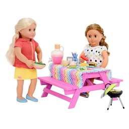 Our Generation Picknick Tafel