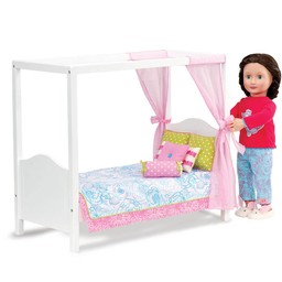 Our Generation My Sweet Canopy Bed