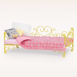 Our Generation Scrollwork Bed