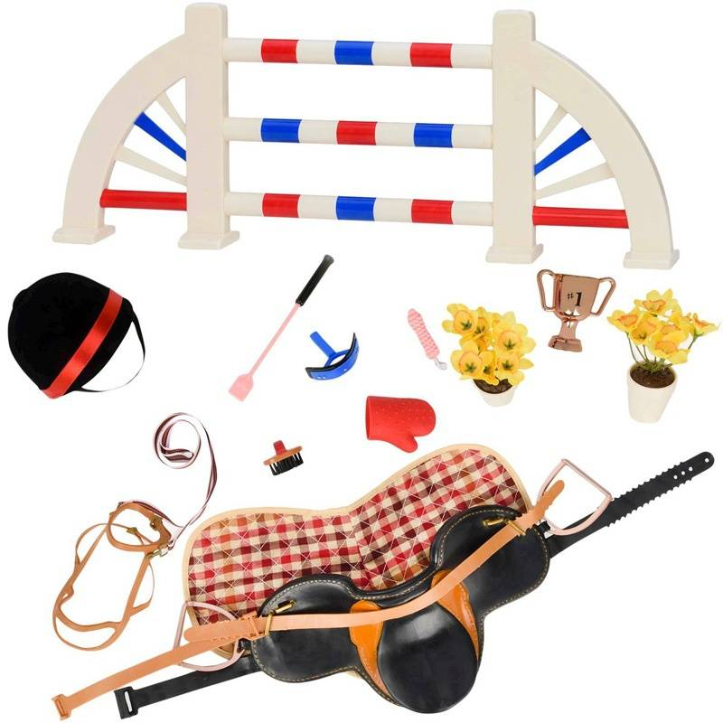 Our Generation Equestrian Style Set
