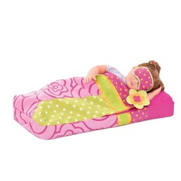 Our Generation R.S.V. Be Me Inflatable Sleeping Bag Set