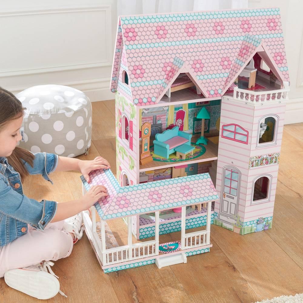 Kidkraft Abbey Manor Poppenhuis