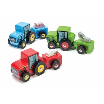 Le Toy Van Tractor Trails