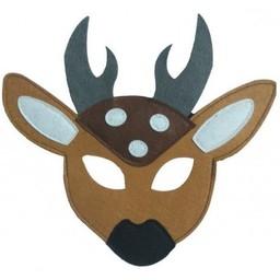 MaMaMeMo Vilten Masker Hert