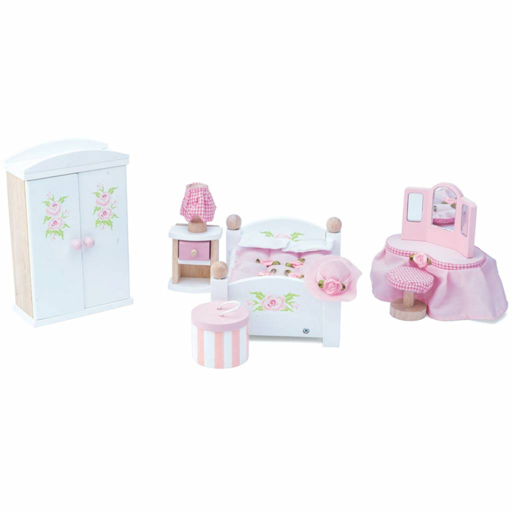 Le Toy Van Daisylane Poppenhuis Slaapkamer