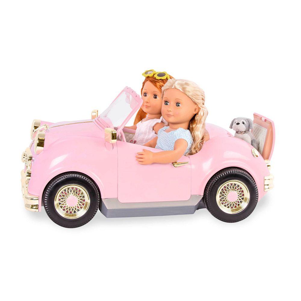Our Generation Retro Car