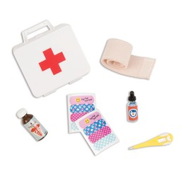 Our Generation Little Owie Fix-It Kit (dokters koffer)