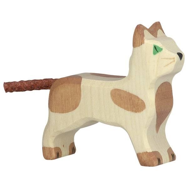 Holztiger Kat 6 cm