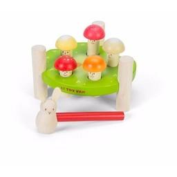 Le Toy Van Petilou Hamerspel Mr Mushroom