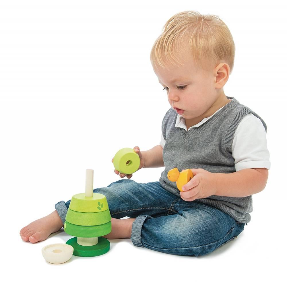 Le Toy Van Petilou Stapeltoren Boom