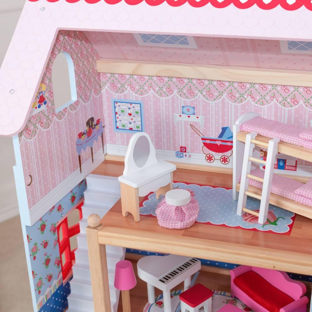 Kidkraft Chelsea houten poppenhuis